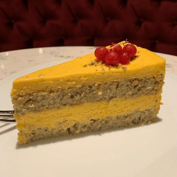 Bučna torta