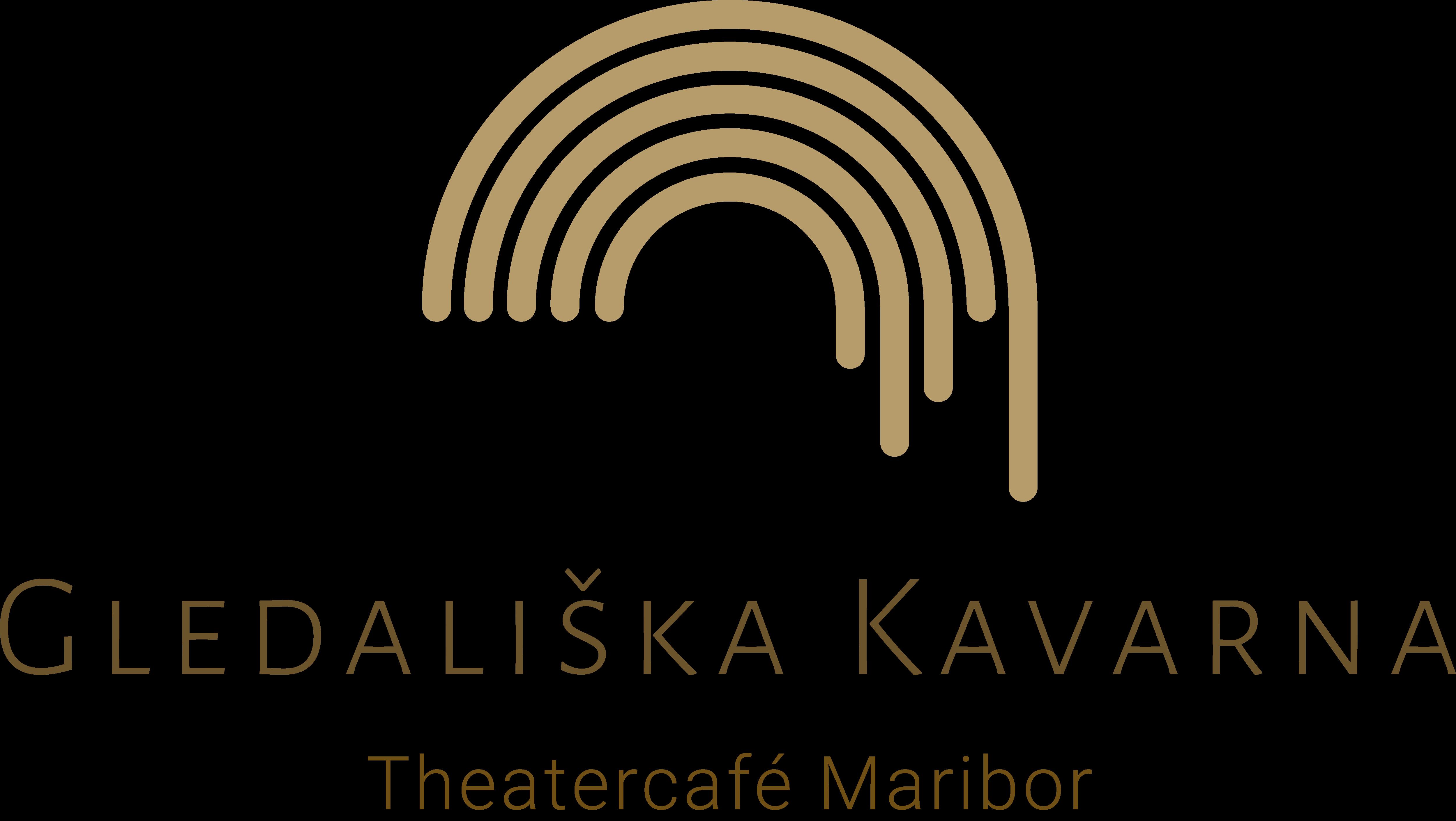 Logo Gledaliska Kavarna Theatercafé Maribor